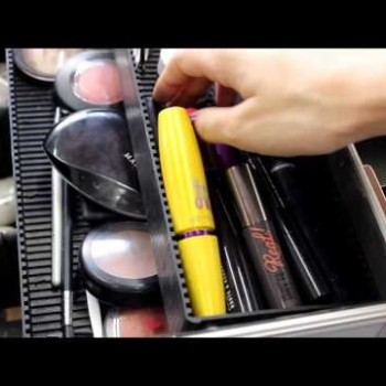 "Paguei Pouco TV – Como ""organizo"" a maleta de maquiagem"