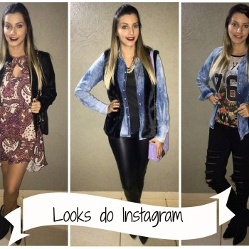 Looks do Instagram
