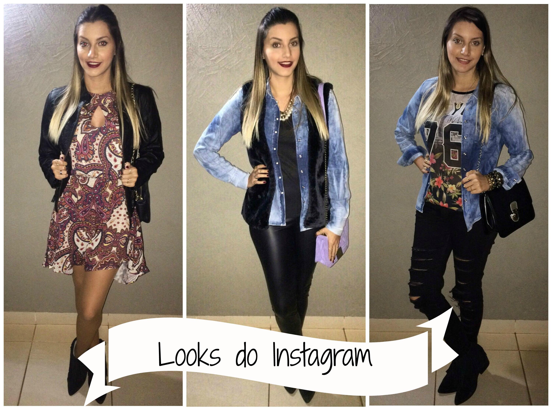 Looks do Instagram